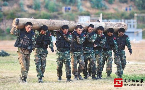 企业战队特训练营五天四晚军事训练