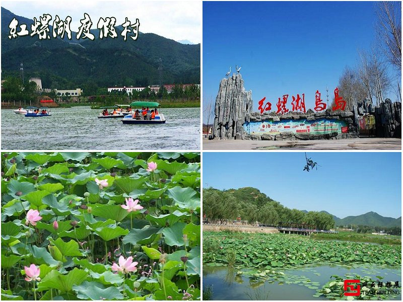 怀柔红螺湖鸟岛
