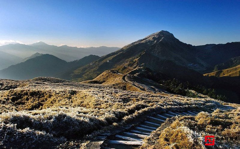 怀柔石门山