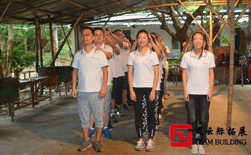团队熔炼篇1天团建拓展活动方案