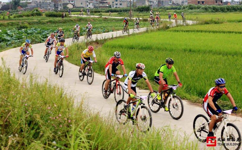 延庆半山湖1天骑行团建拓展活动方案
