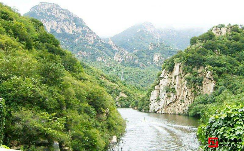 怀柔百泉山景区