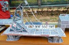 集体拓展游戏「造桥」