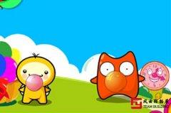 活跃气氛游戏《合力吹气球》