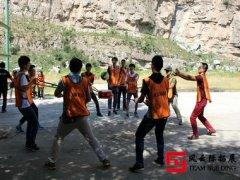 青年志愿者协会素质拓展活动心得总结
