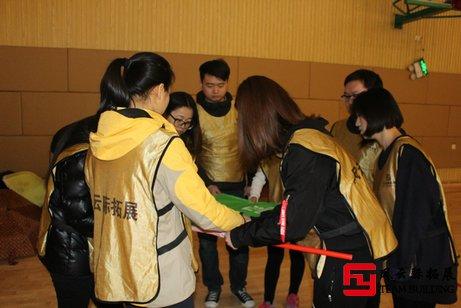 北京素质拓展总结:拓展游戏中懂得了团结的含义