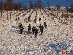 冬季雪地团建拓展训练心得体会