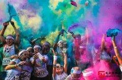 趣味运动团建彩色跑心得体会,感悟,感想,总结
