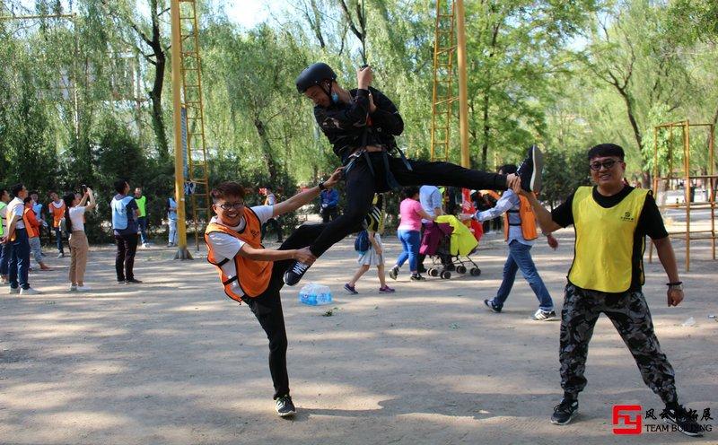 五四青年节团建拓展活动心得体会