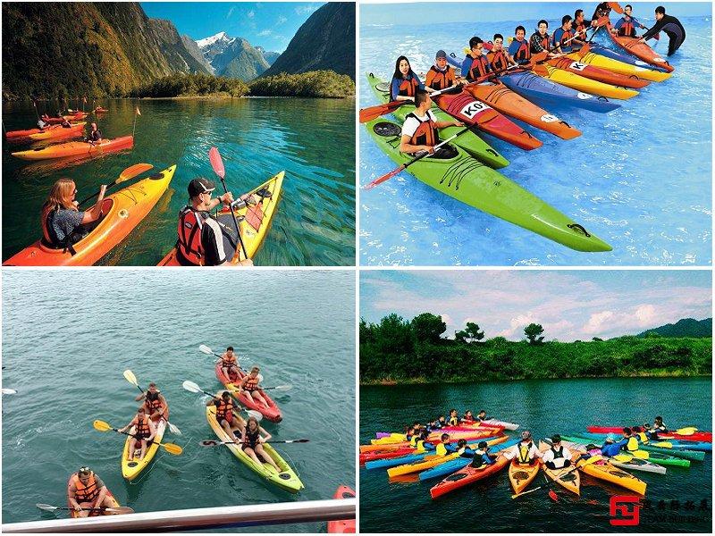 金海湖皮划艇一日水上团建活动方案