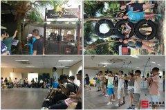 新加坡圣淘沙岛团建拓展活动