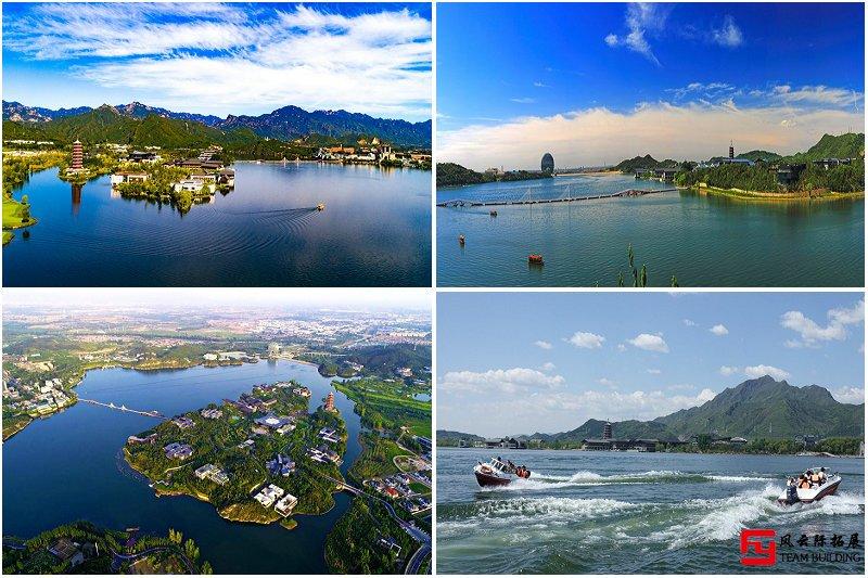 北京怀柔雁栖湖风景区
