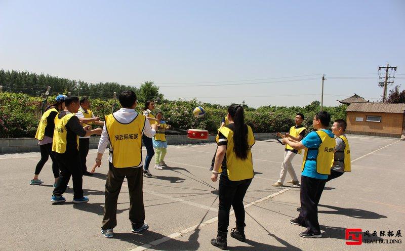 北京拓展培训公司解析团建拓展活动都是哪五个分类