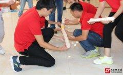 户外拓展活动有益身心健康,也可增强团队的凝聚力