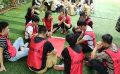 党史学习和素质拓展活动对学生来说是很好的学习和历练
